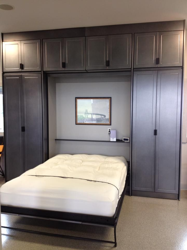 Wall Bed Des Moines IA | Murphy Bed Ames